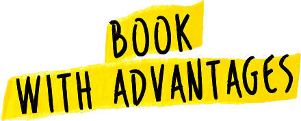 book with advantages